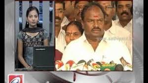 Dmdk Mla Help Desk by Dmdk Mla Pandiarajan Meets Jayalalitha Sathiyam Tv News Auclip