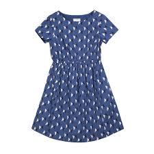 Bow Print Dress Clipart