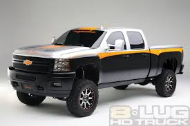 2011 Chevy Silverado Truck Accessories - BozBuz