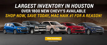 Mac Haik Chevrolet In Houston, TX | A Katy & Sugar Land Chevrolet ...
