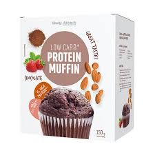 attack low carb protein muffins schokolade backmischung 150 g packung