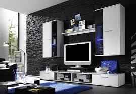 wohnzimmer einrichten schwarz weiß wohnzimmer schwarz