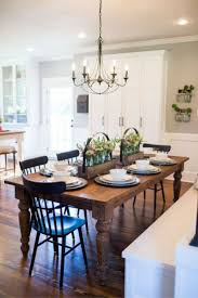 Dining Table Centerpiece Ideas For Everyday by 63 Best Dining Rooms Images On Pinterest Farmhouse Dining Rooms