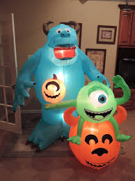 Halloween Blow Up Decorations by Image Gemmy Inflatable Monsters Inc Halloween Scene Jpg Gemmy