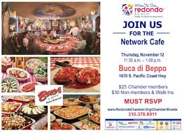 Network Cafe At Buca Di Beppo | Redondo Beach Chamber Of Commerce ... Buca Di Beppo Printable Coupon 99 Images In Collection Page 1 Expired Swych Save 10 On Shutterfly Gift Card With Promo Code Di Bucadibeppo Twitter Lyft Will Help You Savvily Safely Support Cbj 614now Roseville Visit Placer Coupons Subway Print Discount Buca Beppo Printable Coupon 2017 Printall 34 Tax Day 2016 Deals Discounts And Freebies Huffpost National Pasta Freebies Deals From Carrabbas