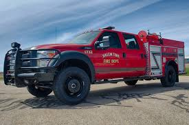 100 Brush Trucks Deliveries Spencer Fire