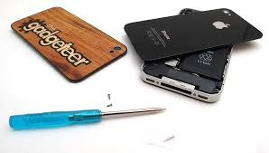Keyway Designs Wood BackBoard for the iPhone 4S 4 Review – The