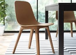 Delightful Brilliant Dining Chairs Ikea Upholstered Foldable