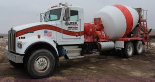 1990 Kenworth W900 Concrete Truck | Item K7164 | SOLD! April... Super Quality Concrete Mixer Truck For Sale Concrete Mixer Truck 2005 Mack Dm690s Pump Auction Or 2015 Peterbilt 567 Volumetric Stock 2286 Cement Trucks Inc Used For Sale New Mixers Dan Paige Sales China Cheap Price Sinotruck Howo 6x4 Sinotuck Mobile 8m3 Transport Businses Bsc Business Mixing In Saudi Arabia Complete 4 Supply Plant Control Room Molds Shop And Parts