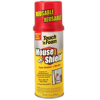 Convenience Prod Mouse Foam Sealant - 12oz
