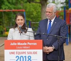 100 Louis Hebert JulieMaude Perron Will Be The Liberal Candidate For