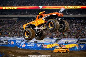 Start Those Engines Monster Jam Roars Into Nassau Coliseum - Truck Jam