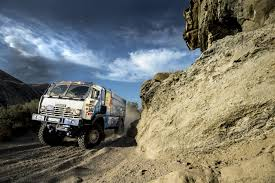100 Dakar Truck Rally T4 Looks Out Of Place At Goodwood Revival