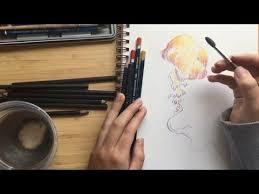 Drawn Water Pencil Art 11
