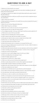 100 Fun Questions To Ask Your Girlfriend