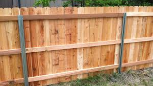 Decorative Garden Fence Posts by Surprising Metal Fence Posts Portland Or Tags Metal Fence Stakes