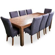 Onyx Table & 2187 Dining Chairs – The Custom Sofa Centre
