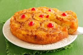 recette cap cuisine le gâteau à l ananas une recette facile et rapide