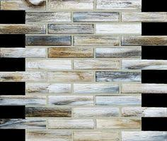 shimmer glass tile arizona tile azul upstairs bath backsplash