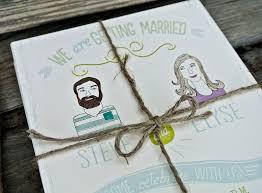 Rustic Boho Wedding Invitations