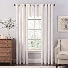 Bed Bath And Beyond Curtains Draperies by Reina Window Curtain Panels And Valances Bed Bath U0026 Beyond