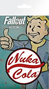Nuka Cola Quantum Lamp Amazon amazon com fallout nuka cola gift box video games
