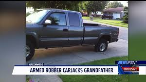100 Don Baskin Truck Sales Grandfather Carjacked In Store Parking Lot Police Look For Armed