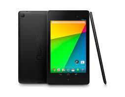 Smartphone parison Google Nexus 7 2013 VS Samsung Galaxy Tab 3