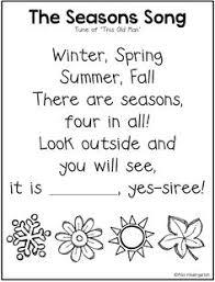 Miss Kindergarten Calendar Time