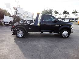 100 Self Loader Tow Truck 2016 Used Ram 4500 JERRDAN WRECKER TOW TRUCK MPLNGS AUTO SELF