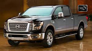 100 Nisson Trucks 2016 Nissan Titan XD Cummins 50L V8 Turbo Diesel Pickup Truck