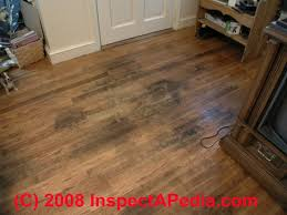 Buckled Wood Floor Water by Floor Damage U0026 Defects Diagnosis Guide