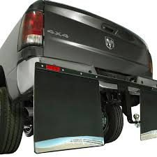 Husky Hitch Mount Mud Flaps - Free Shipping