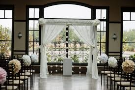 Indoor Wedding Ceremony Backdrop Ideas Background