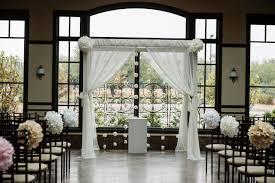 Indoor Wedding Ceremony Backdrop Ideas Background