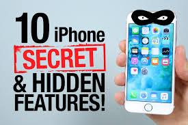 10 Secret & Hidden iPhone Features in 9 3 1 9 3 2