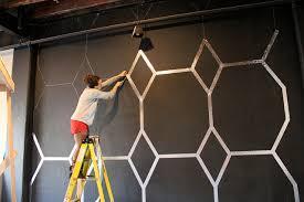 Foil DIY Wall Design