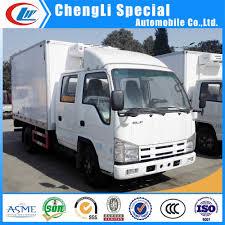 China Refrigerator Body Truck Food Refrigerator Delivery Trucks ...