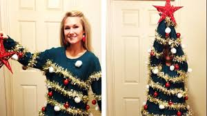 7 diy ugly christmas sweaters from pinterest today com