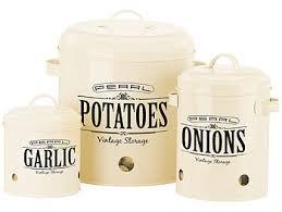 rosenstein söhne kartoffelbehälter 3er set