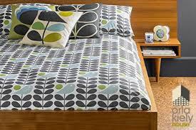 Buy bed linen sets Orla Kiely Duvet Cover Duvetcover Orlakiely