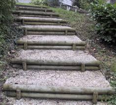 maçonnerie paysagère jardin en pente sloping garden