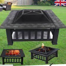 fire pit tables ebay