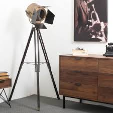 Archie Photographic Tripod Floor Lamp by Lighting Retro Photographers Tripod Floor Lamp