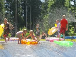 Giant Slip N Slide   But Combining Duct Tape, Grommets, And Stakes ... 25 Unique Slip N Slide Ideas On Pinterest In Giant Backyard Water Parks Splash Recycled Commerical Water Slides For Sale Fix My Slide Diy Backyard Outdoor Fniture Design And Ideas Residential Pool Pools Come Out When Youre Happy How To Turn Your Into A Diy Pad 7 Genius Hacks Sprinklers The Boy Swimming Pools Waterslides Walmartcom N But Combing Duct Tape Grommets Stakes 54 Best Images Summer Fun 11 Infographics Freeze