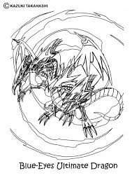 White Dragon 1 Ultimate Coloring Page