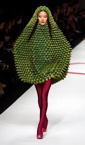 Weird Runway Fashion