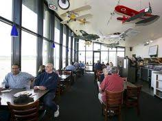 dining visit to flight deck a busy restaurant at salem airport