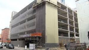 New parking garage opens in downtown Cincinnati