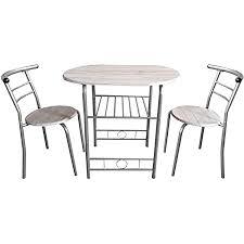 hti line tischgruppe merit stuhl tisch esszimmerset sitzgruppe essgruppe 1 esszimmertisch 2 stühle san remo
